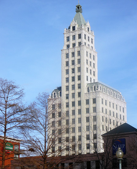 Columbia County Architects: Historic Memphis Buildings ...and Notable Businesses