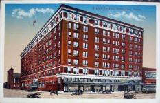 Index of memphis historic hotels chisca for Small historic hotels