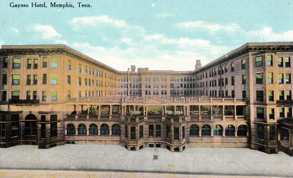 Born and raised in the south gayoso hotel memphis tn for New hotels in memphis tn