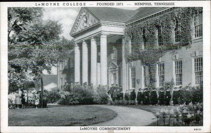 history of lemoyne owen college Have you ever researched any information about lemoyne-owen college well if you haven't then that's my job for today i attend the high that is held there hollis f price middle college my task is to give the information about loc history, mission statement, goals, friends, and what the mission statement means to me so here, i.