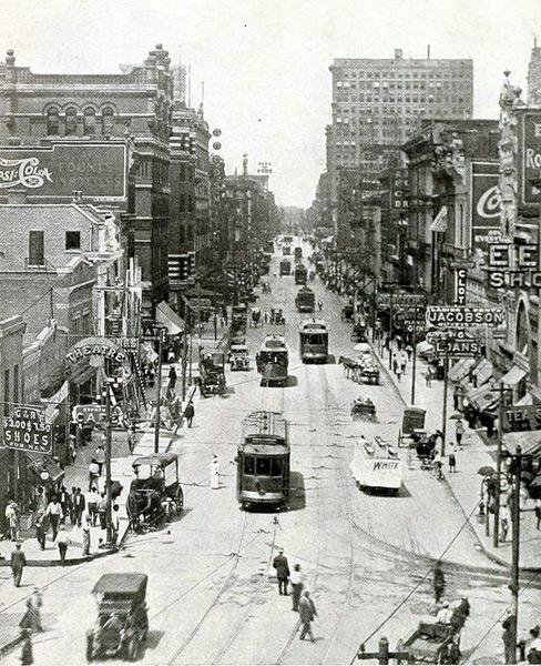 Memphis 1915