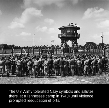 WWII Prisoner of War Camps in Memphis and Vicinity