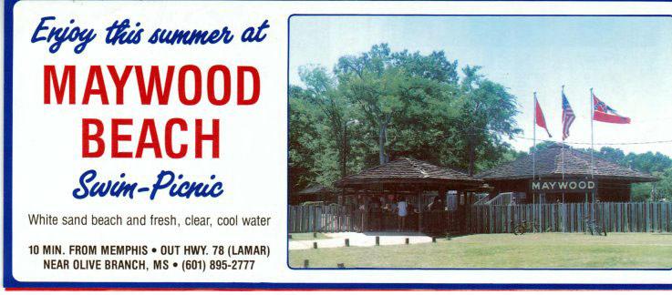 Maywood Ad